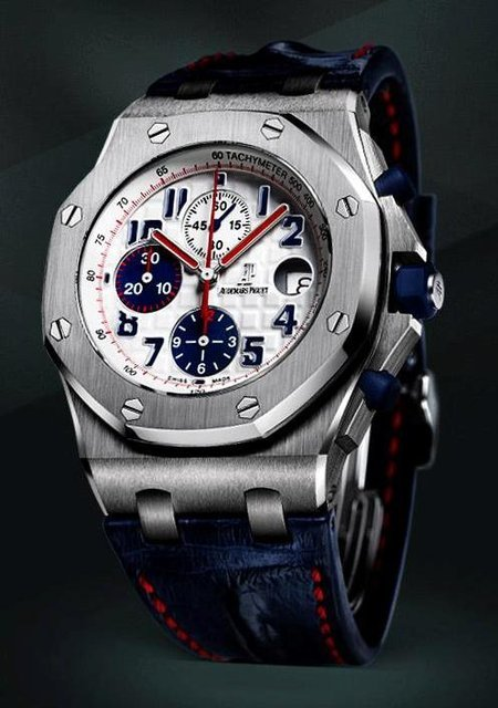 Audemars Piguet Royal Oak Tour Auto 2012 Chronograph