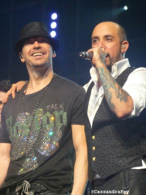 Bromance… However AJs still bald ;)