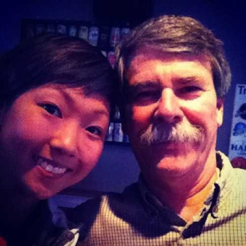 papa dukes.  (Taken with instagram)