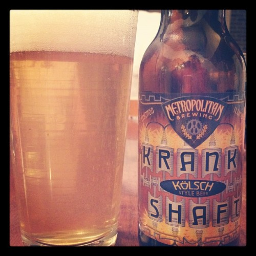 Krank Shaft (Taken with instagram)
