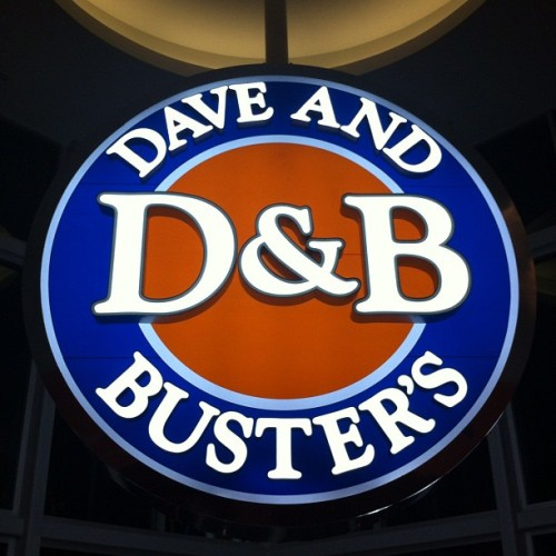 I'm wit it tonight… #daveandbusters #orlando  (Taken with instagram)