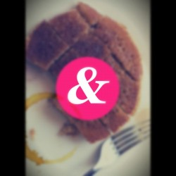 Ampersand & Hot Cakes #typography #ampersand #ampersandproject #breakfast