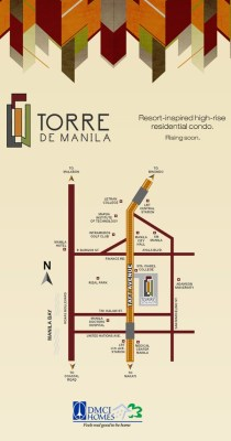 Torre de Manila. For inquires click here or here. Or call me, Happee, at (+63) 917-5417-696