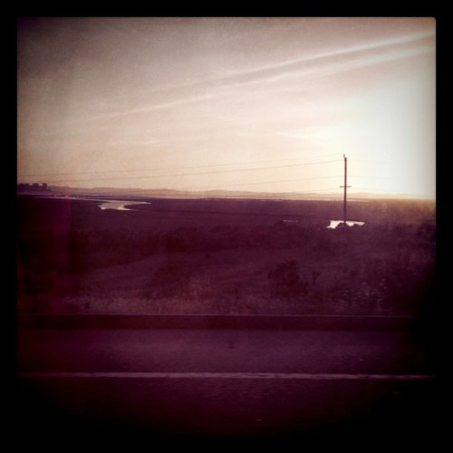The estuary (Taken with Instagram at Los Osos, Ca)