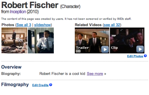 raphmike:  Robert Fischer is a cool kid.Robert Fischer is a cool kid.ROBERT FISCHER IS A COOL KID.