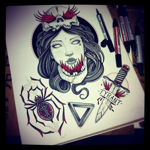 jeanleroux:  Jean Le Roux- working more on the flash sheet… *FOLLOW* (Taken with instagram)