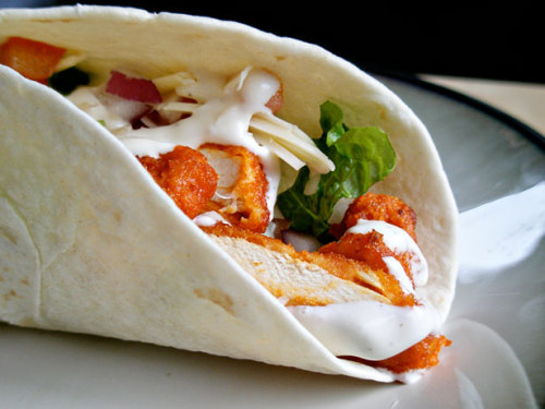 fattributes:  (via Buffalo Chicken Wrap | for the love of mayonnaise)