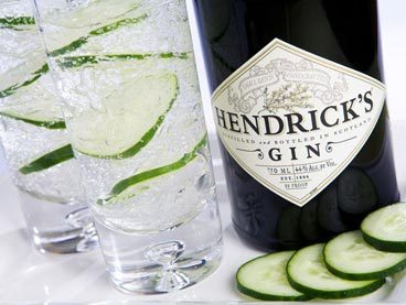 Hendrick's Gin, Scottish, Infused with Bulgarian Rose and Cucumbers - 700ml for $62.99 AUD
