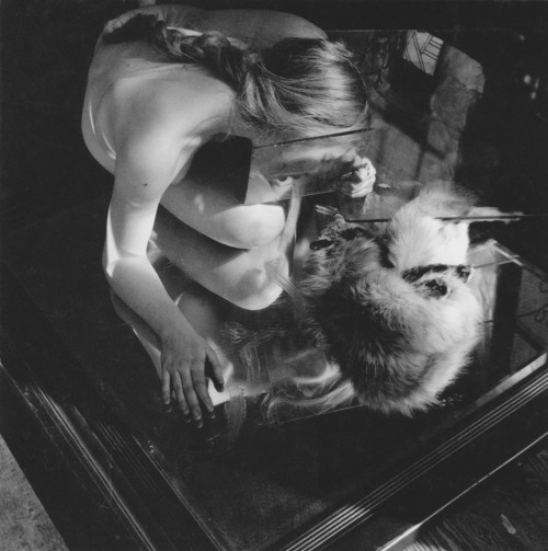 Untitled by Francesca Woodman, Providence, Rhode Island, 1975-78