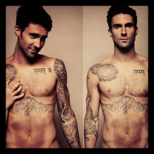 Can anyone get sexier?!?!  I don't think so!!!  #YUMMY!  (Taken with instagram)