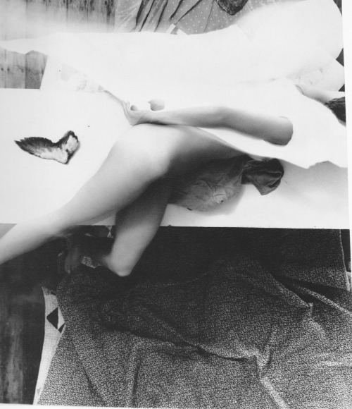 Untitled (3) by Francesca Woodman, Providence, Rhode Island, 1978 Also