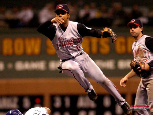 Happy 48th Birthday, Barry Larkin!