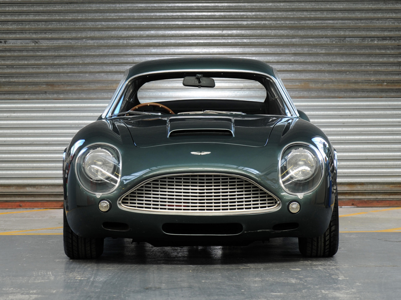 1991(?) Aston Martin DB4 GTZ Sanction II