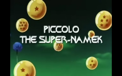 Episode 065 - Piccolo Super Namek