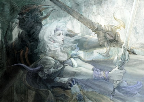 Gaaaahh…FFIV is one of the many games in my pile of 'awesome games that I haven't finished for some reason'.