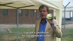 Typical Clarkson.