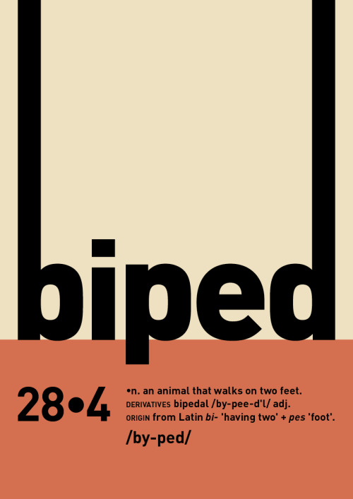 Day Seventy Six - Biped