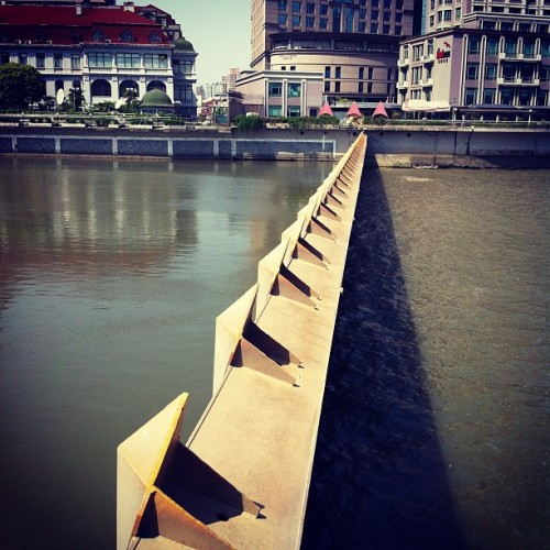Attention! #travel  (Taken with Instagram at 外滩 | The Bund)