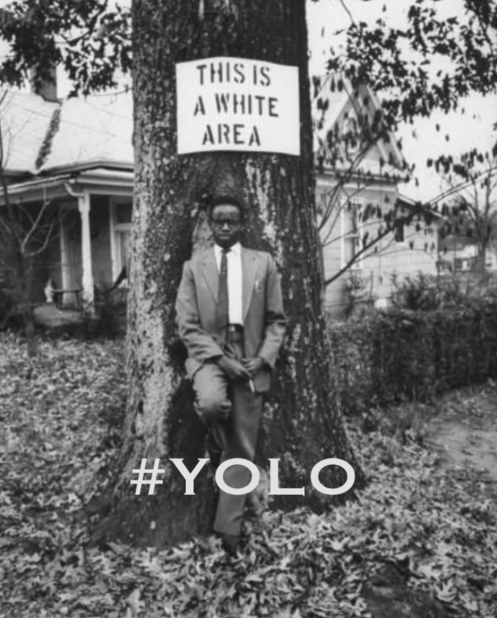 LMFAO YOLO BITCHES!