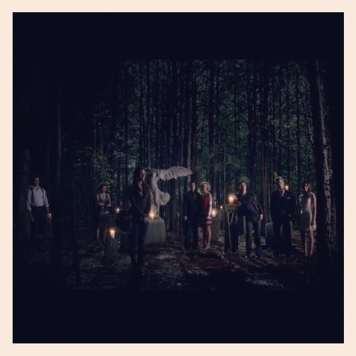 Best part of this week's episode! (Taken with Instagram at Mystic Falls)