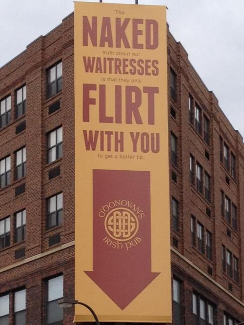 theworldwidememe:  Advertising win.