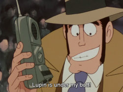 lupinwithoutcommentary:  Presented without commentary.