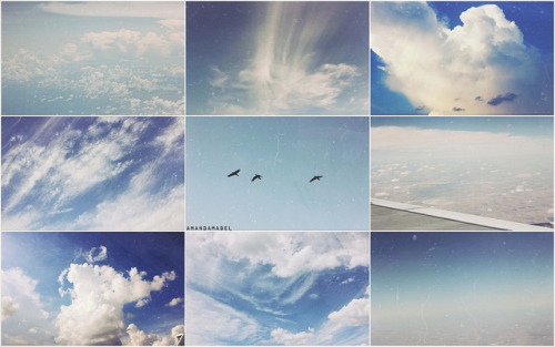 Day 301/365 ~ I Never Get Tired of the Blue Sky by Amanda Mabel on Flickr.