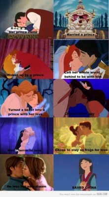 Mulan is the BEST!