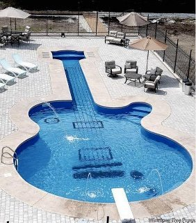 Summer is almost there and I could use this awesome pool!