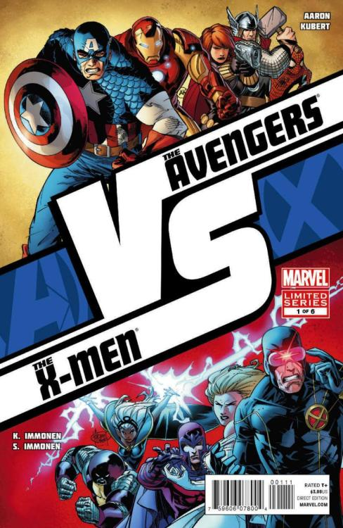 THIRD EYE PICKS OF THE WEEK: AVENGERS VS X-MEN VERSUS #1 - One of the most crucial AvX tie-ins, VERSUS delivers non-stop action from start to finish. This is straight up, THE FIGHT BOOK. In an almost MARVEL VS. CAPCOM fashion, we're shown a stellar read where the throw downs that are barely touched upon in the flagship AvX series due to time constraints are totally expanded upon here.  In this issue, all we can say is: MAGNETO VS. IRON MAN! Plus, NAMOR VS. THING… and more.. but, seriously, MAGNETO VS. IRON MAN!  Stellar artwork, stellar storytelling, all top notch creators involved, like SCHISM / WOLVERINE AND THE X-MEN writer JASON AARON, make sure you grab VERSUS #1 today.