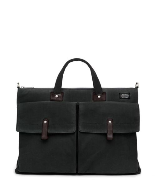 pretty-handsome:  Jack Spade Waxwear Pocket Brief.
