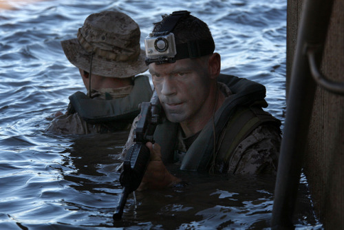 United States Marine Corps - 4th Recon Marines demonstrate the full capabilities of a Marine Air Ground Task Force