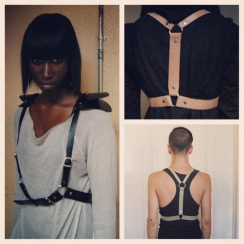 I seriously need a Zana Bayne harness #ZanaBayne #harness (Taken with instagram)