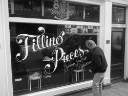 'Window drawing for Filling Pieces'  Pieter Ceizer