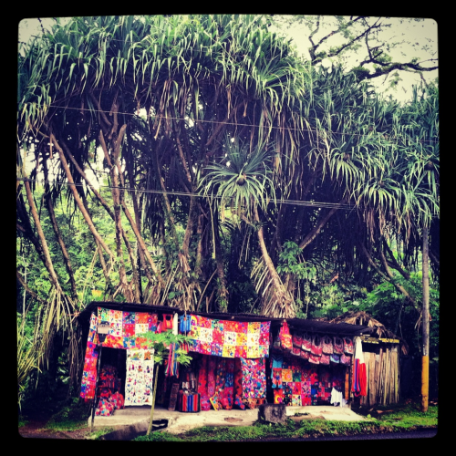 Roadside attraction #arenal