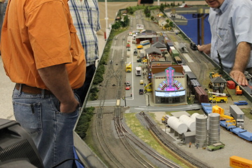 Model trains in Gadsden. Related articles Coosa Valley Model Train Show (geekalabama.com)