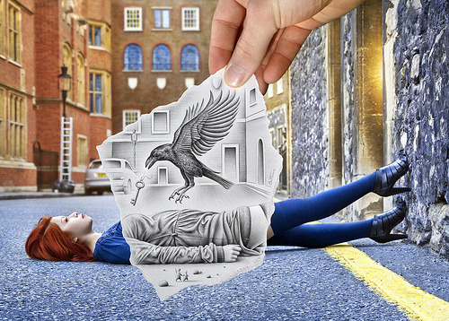 Pencil Vs Camera - 57 (by Ben Heine)
