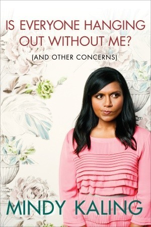 "Finished ""Is Everyone Hanging Out Without Me?"" by Mindy Kaling yesterday. It was a very quick read, and fairly enjoyable but I didn't really like it. While I find Mindy funny, I just didn't really get a lot of value from reading this. When I read memoir-esque books I expect to either be wildly entertained (like Chris Gethard's or Sloane Crosley's) or I want some good advice (like Chris Hardwick's). This book just felt like a well organized journal entry. I especially disliked the chapter where she had pictures of herself from her cell phone and then described them.  I'd give this a C-, I truly believe this book would never have been published if Mindy wasn't a B/C+ level celebrity.  15/50"