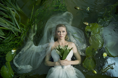 Finally saw Melancholia today. It's on Netflix! Definitely a good film.