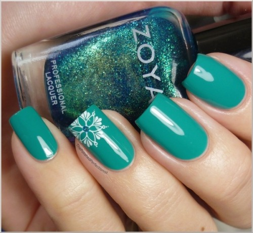 Zoya, so gorgeous!