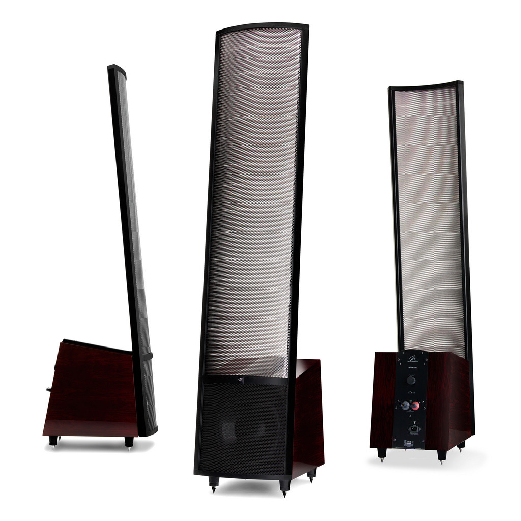 (The gorgeous) MartinLogan Montis Reserve ESL Series Speakers