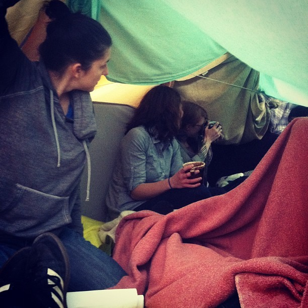 24flames:  #pillowfort ! (Taken with instagram)  Probably an old post, but I want to reblog this anyway. I like the ambience in it.