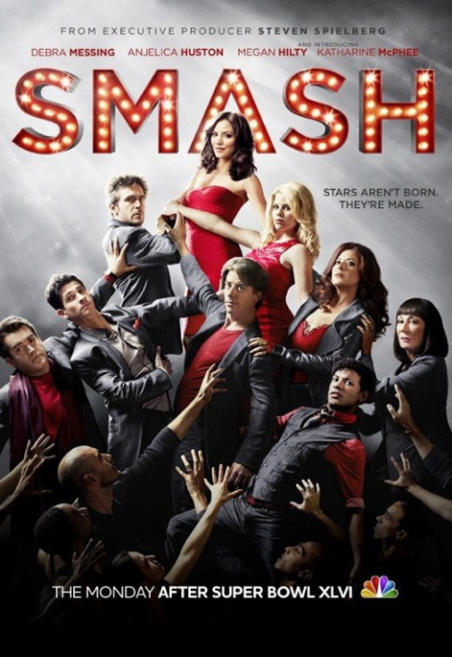 xflawedperfectionx:  New obsession  Just started on musical drama, Smash. The music is amazing. I hope the drama won't be too much for me.