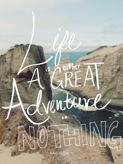 coffeetablebooks:  (via Great Adventure Art Print by Leah Flores | Society6)