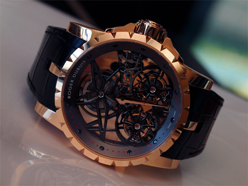 roger dubuis watch gold glamour glamorous sexy swag luxury luxe