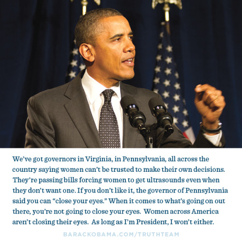 barackobama:  President Obama, at the Women's Leadership Forum yesterday, on the GOP's assault on women's health