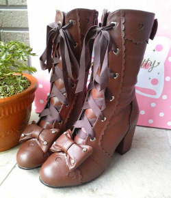 AP Chocolate Boots