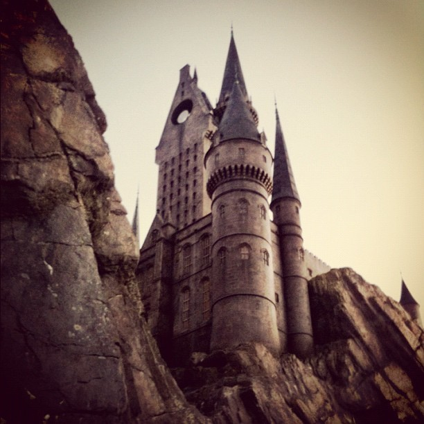 #hogwarts (Taken with instagram)