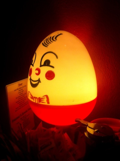 Mr. Happy Egg