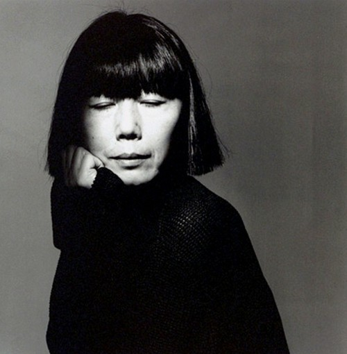 foaline:  Rei Kawakubo by Irving Penn for US Vogue March 1993
